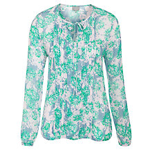 Buy Ghost Nina Blouse, Hibiscus Meadow Online at johnlewis.com