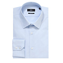 Buy BOSS Enzo Easy-Iron Long Sleeve Shirt Online at johnlewis.com