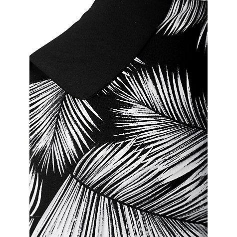 Buy True Decadence Monochrome Print Dress, Black/White Online at johnlewis.com
