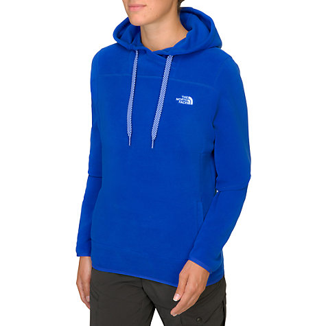 Buy The North Face Women's 100 Haraz Hoodie, Marker Blue Online at johnlewis.com