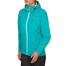 Buy The North Face Women's Galaxy Jacket, Turquoise Online at johnlewis.com