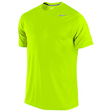 Buy Nike Legend Short Sleeve Crew Neck T-Shirt Online at johnlewis.com