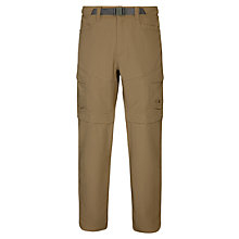 Buy The North Face Paramount Peak 2 Convertible Trousers, Weimaraner Brown Online at johnlewis.com