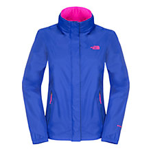 Buy The North Face Women's Resolve Jacket, Marker Blue Online at johnlewis.com