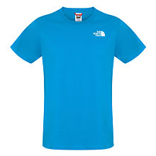 Buy The North Face Red Box Short Sleeve T-Shirt Online at johnlewis.com