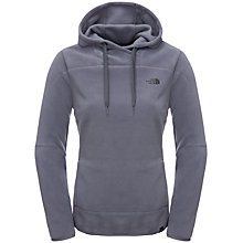 Buy The North Face Women's 100 Haraz Hoodie, Vanadis Grey Online at johnlewis.com