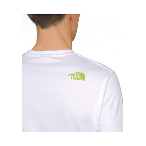 Buy The North Face Wood Dome Short Sleeve T-Shirt Online at johnlewis.com