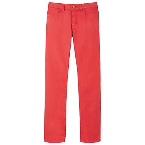 Buy Gérard Darel Lipstick Jeans, Red Online at johnlewis.com