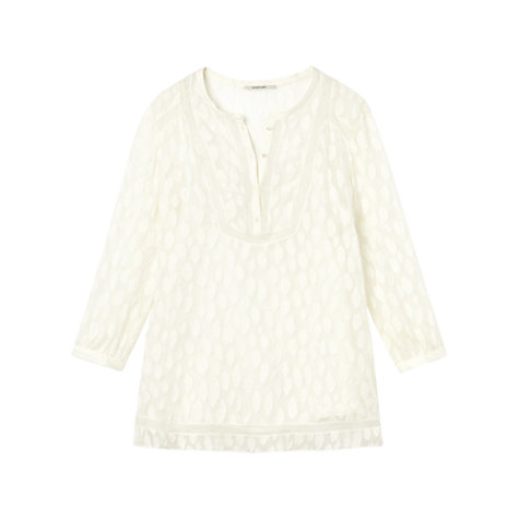 Buy Gérard Darel Ecru Shirt, Ecru Online at johnlewis.com