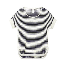 Buy Gérard Darel Striped T-Shirt, Navy Blue Online at johnlewis.com