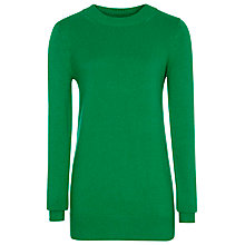Buy Reiss Crew Neck Sledge Jumper Online at johnlewis.com