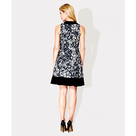 Buy Damsel in a dress Hanami Print Dress, Black Print Online at johnlewis.com