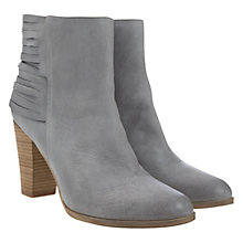Buy Mint Velvet Emily Ankle Boots, Grey Online at johnlewis.com