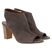 Buy Mint Velvet Tyla Shoe Boots, Grey Online at johnlewis.com