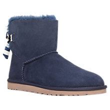 Buy UGG Mini Bailey Bow Ankle Boots Online at johnlewis.com