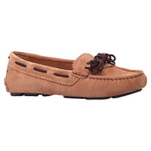 Buy UGG Meena Suede Moccasins Online at johnlewis.com