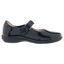 Buy Lelli Kelly Nicole Patent Leather Shoes, Black Online at johnlewis.com