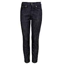 Buy John Lewis Boy Slim Fit Denim Jeans, Indigo Online at johnlewis.com
