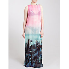 Buy Ted Baker Alliey Maxi Cover Up, Light Pink Online at johnlewis.com