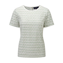 Buy Viyella Ella Stripe Blouse, Ivory Online at johnlewis.com