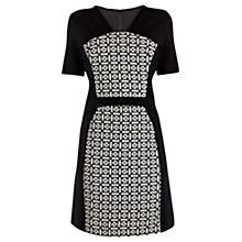 Buy Coast Rochelle Dress, Monochrome Online at johnlewis.com