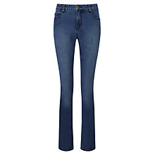 Buy Viyella Ella Denim Jeans, Indigo Online at johnlewis.com