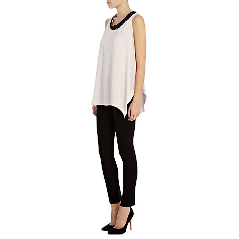Buy Coast Gibson Top, Blush Online at johnlewis.com