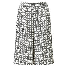 Buy Viyella Ella Mono Culottes, Black Online at johnlewis.com
