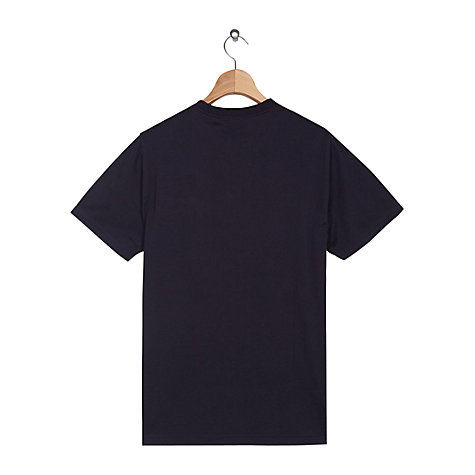 Buy Fred Perry Polka Dot Patch Pocket T-Shirt, Navy Online at johnlewis.com
