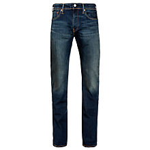 Buy Levi's 527 Bootcut Jeans, Green Edge Online at johnlewis.com