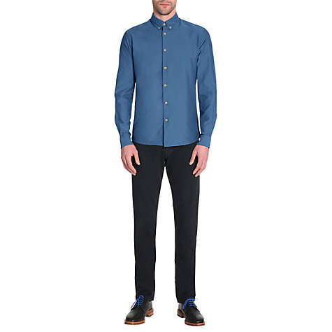 Buy Jigsaw Slim Fit Oxford Shirt Online at johnlewis.com