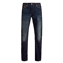 Buy Levi's 504 Regular Straight Leg Jeans, Explorer Online at johnlewis.com