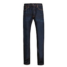 Buy Levi's 501 Original Fit Jeans, Blue Lane Online at johnlewis.com