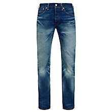 Buy Levi's 501 Straight Jeans, Stockholm Online at johnlewis.com