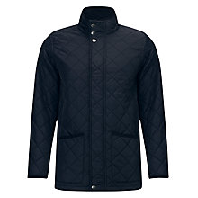 Buy John Lewis Funnel Neck Quilted Jacket Online at johnlewis.com