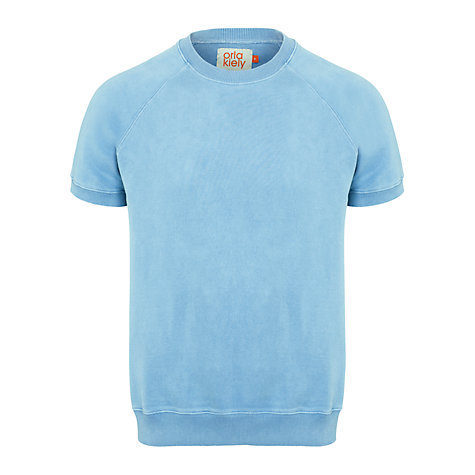 Buy Orla Kiely Raglan Short Sleeve Jersey Jumper Online at johnlewis.com