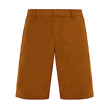 Buy Orla Kiely Plain Cotton Shorts, Sand Online at johnlewis.com
