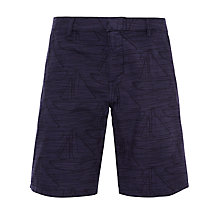 Buy Orla Kiely Sea Sketch Shorts, Navy Online at johnlewis.com