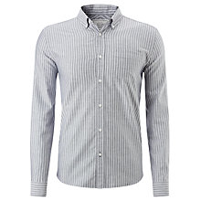 Buy John Lewis Oxford Stripe Long Sleeve Shirt Online at johnlewis.com