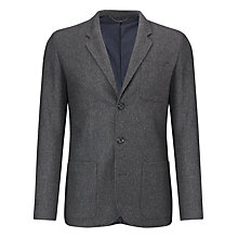 Buy Kin by John Lewis Birdseye Wool Blazer Online at johnlewis.com