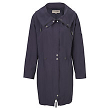 Buy Jigsaw Parachute Parka Coat, Navy Online at johnlewis.com