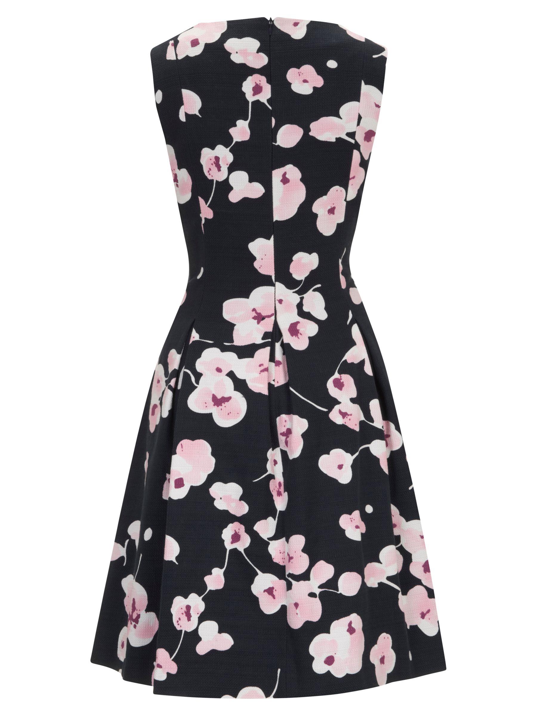Havren Blossom Fit & Flare Dress, Multi