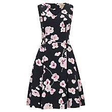 Buy Havren Blossom Fit & Flare Dress, Multi Online at johnlewis.com
