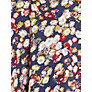 Buy Jigsaw Cecil Print Flippy Hem Skirt, Multi Online at johnlewis.com