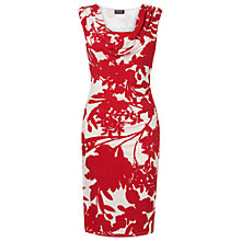 Buy Phase Eight Capri Dress, Ivory/Lipstick Online at johnlewis.com