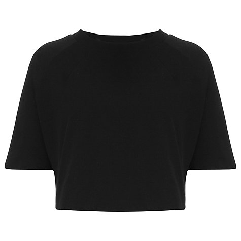 Buy Whistles Evie Cropped Top Online at johnlewis.com