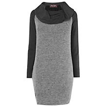 Buy Phase Eight Lille-Collection Michela Knit Tunic Dress, Grey Online at johnlewis.com