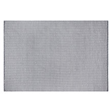 Buy John Lewis Croft Collection Bala Rug, Slate Online at johnlewis.com