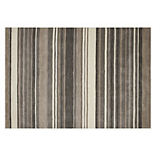 Buy John Lewis Multi Stripe Rugs, Grey Online at johnlewis.com