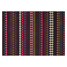 Buy Margo Selby Abigail Rug, Purple Online at johnlewis.com